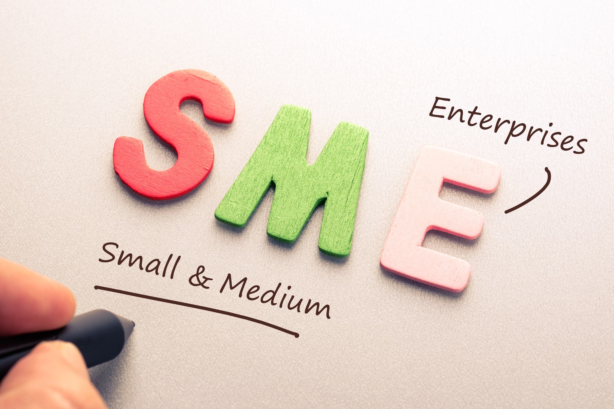 A Taxonomy Of Small And Medium Enterprise Sme Strategies