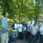 Moblog: Speaker's corner by Jaap Stronks