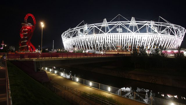 London 2012 Olympic Stadium by The Department for Culture, Media and Sport