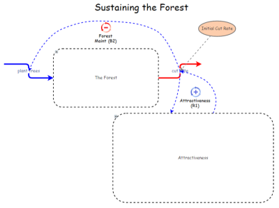 Sustaining the Forest