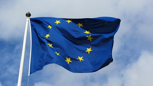 EU Flagga by MPD01605