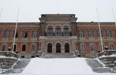 Old University of Uppsala by Vomir-en-costard