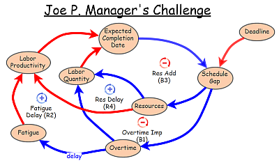 Joe P. Management Challenge