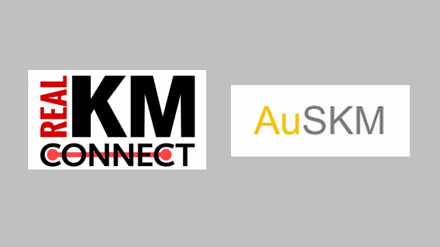 RealKM Connect and AusKM