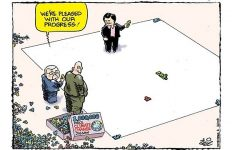 1,000,000 Piece Climate Change Jigsaw (Neil Matterson, 2008)