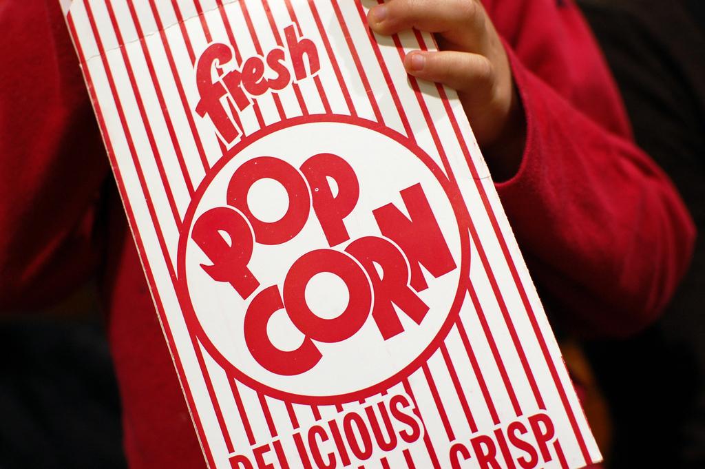 Fresh Popcorn by Steve Snodgrass