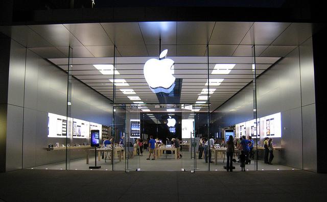 Apple Store - Scottsdale Road by Dru Bloomfield