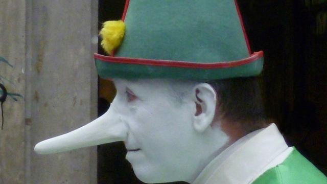 Pinocchio by Rosmarie Voegtli