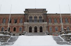 Old University of Uppsala by Vomir-en-costard