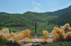 South Korea's subtly calibrated risk aversion in the face of outrageous North Korean aggression has kept the two countries from war. EPA/KCNA.
