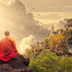 Meditation by World's Direction