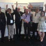 KMELB2017 conference team