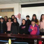 Shanxi University KM class, first semester 2017-18