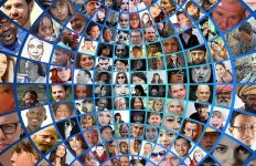 Photo Montage Faces Photo Album World Population [Pixabay image 1514218]