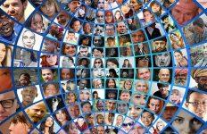 Photo Montage Faces Photo Album World Population [Pixabay image 1514218]