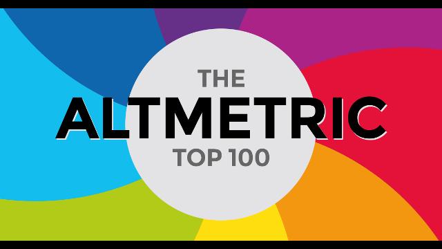 Altmetric Top 100