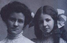 Katharine Briggs and Isabel Briggs-Myers