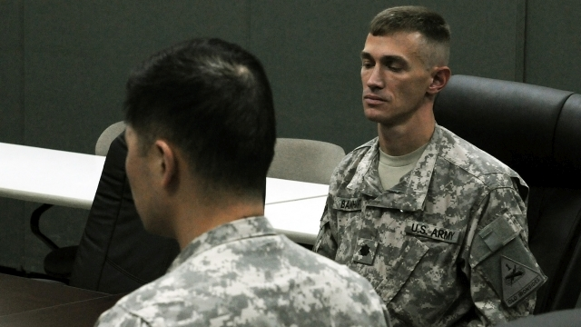 'Mindfulness' Helps Soldiers Cope in Iraq