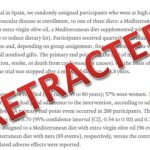Retracted paper