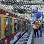 Berlin Station Train Station Germany