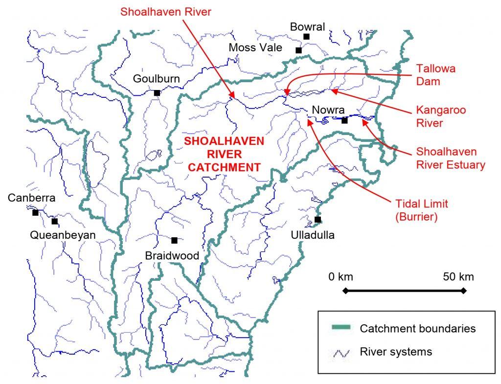 Shoalhaven River Catchment