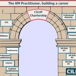 Professional registration, including Chartership, is the 'keystone' in a professional KM career