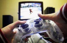 Violent video game
