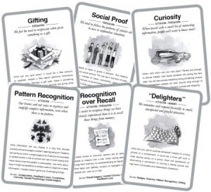 Mental Notes - Psychology on the Web Card Deck