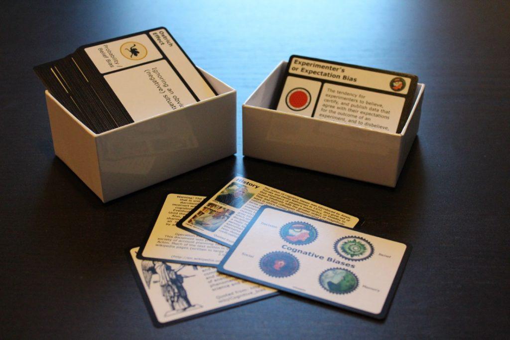 Cognitive Bias Cards