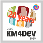 KM4Dev 20 years