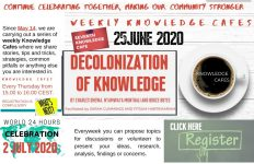 Decolonization of Knowledge