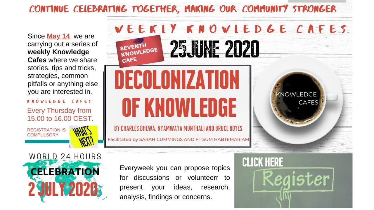 Decolonization of Knowledge