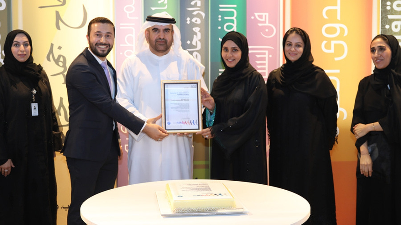 MBRF Becomes World's 1st Non-Profit to Secure ISO 30401:2018 Certification for Knowledge Management Systems Requirements