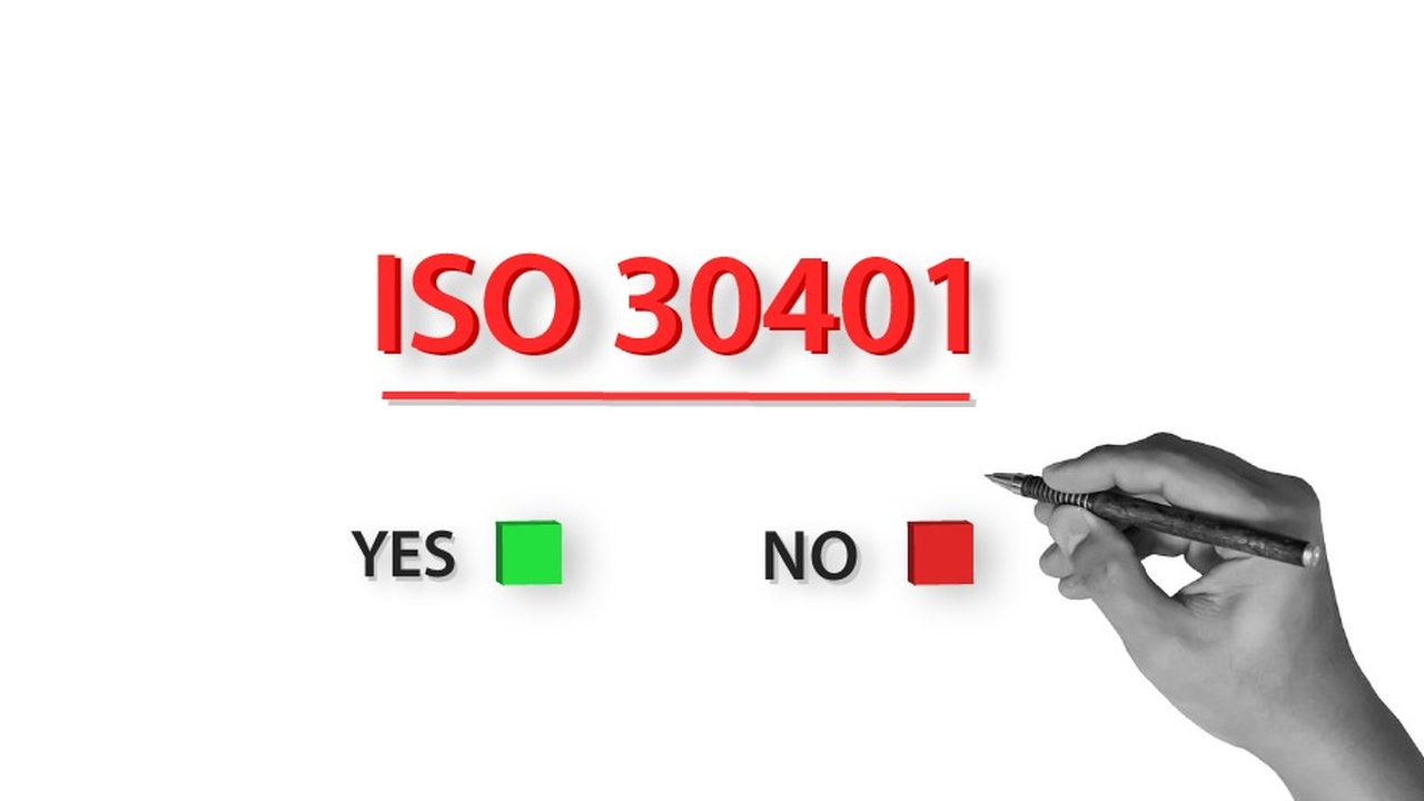 ISO 30401 Poll