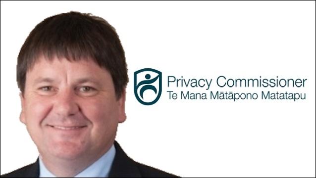 John Edwards, New Zealand Privacy Commissioner