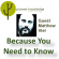 Because You Need to Know - Matthew Viel