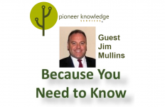 Because You Need to Know - Jim Mullins