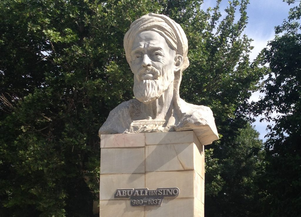 Ibn Sina, Bukhara