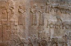 Tiglath-pileser III's military campaign in Southern Iraq