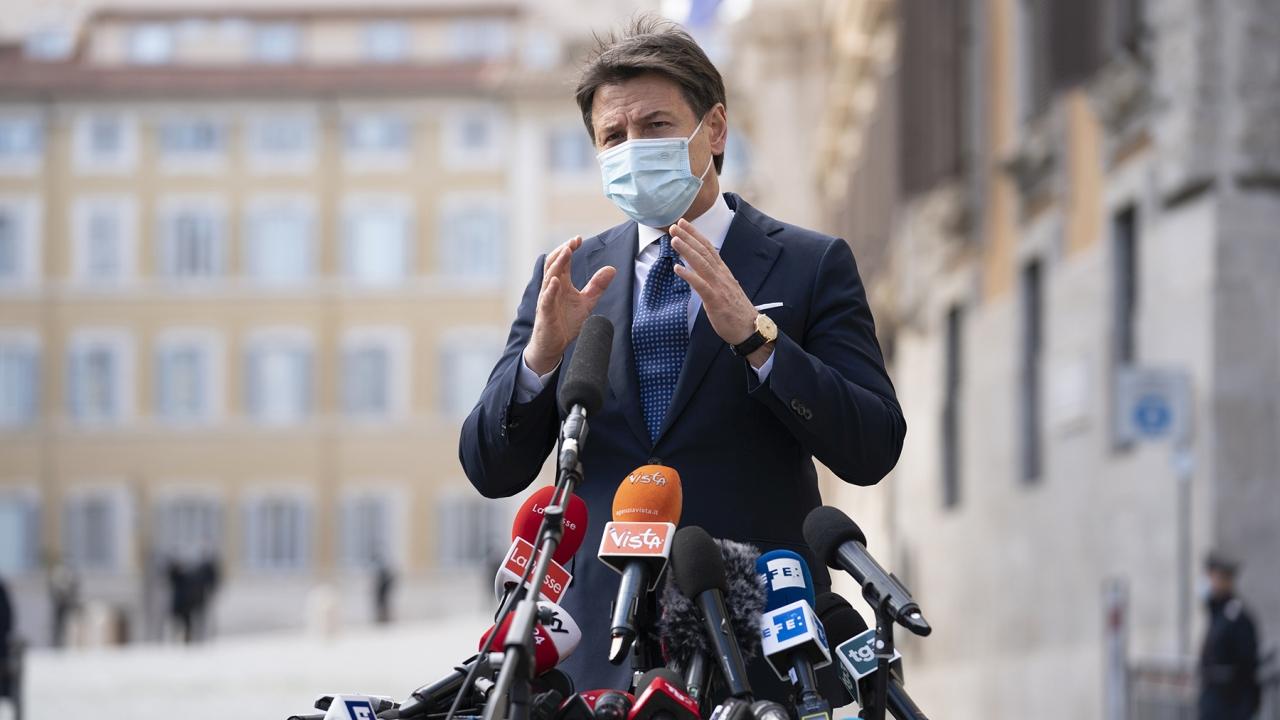 Dichiarazioni Del Presidente Conte Alla Stampa February 2020