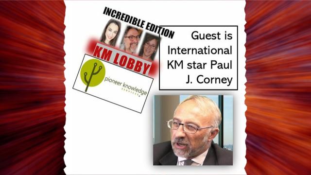 KM Lobby PKS - Incredible Edition - Paul Corney