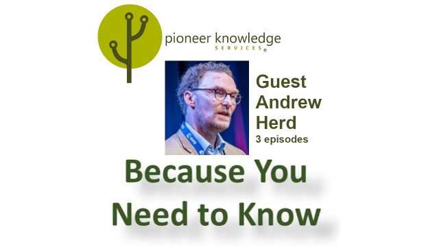 Because You Need to Know – Andrew Herd