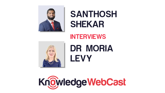 KnowledgeWebCast – Dr Moria Levy