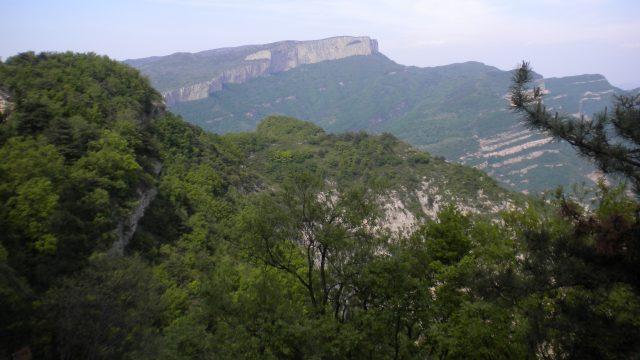 TaiHang Mountains, Shanxi, China