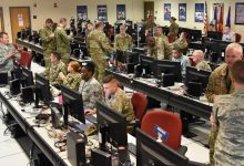 Airmen prepare for operational transition